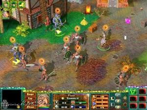 Битва героев 2 (РПГ-ММО) 3D игра с исходным кодом